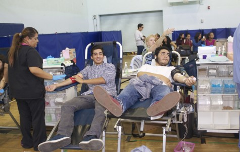 Blood Drive at Venice High