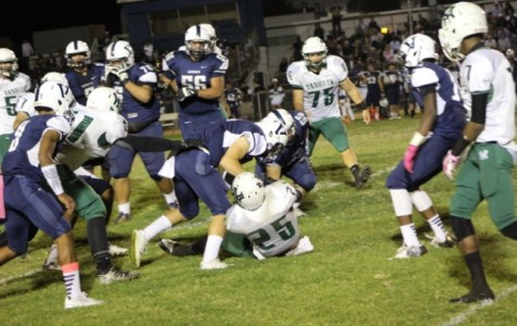 Venice Football knocked out of playoffs