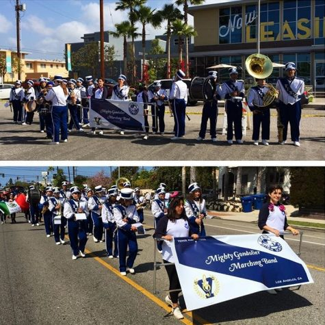Venice Marching Band is Part of History