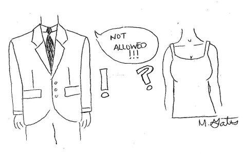 Venice High's Dress Code is Unreasonable