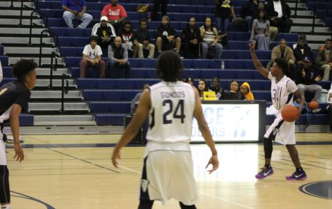 Boy's Basketball Team Starts to Play Tournaments
