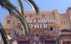 Down Goes the Tower of Terror