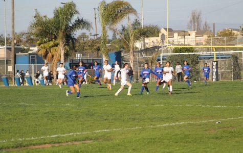 Girls Soccer Team Hopes for a Better Season Next Year