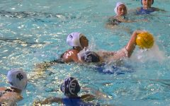 Girls Water Polo Team Opens Season with a Bang