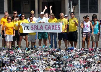 SRLA breaks world record
