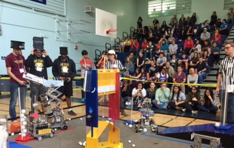 Venice Hosts Robotics Competition