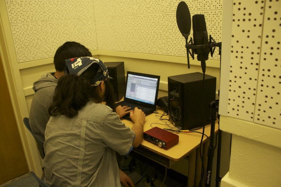 New Recording Studios