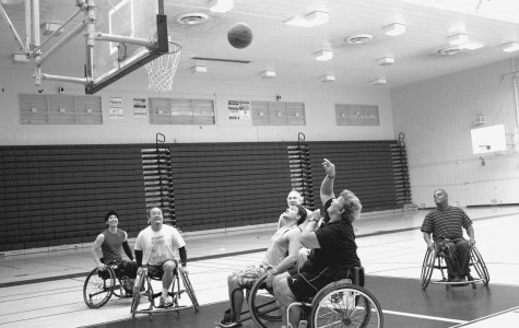 Wheelchair Basketball comes to Venice