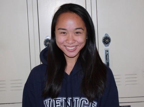 """UCLA."" -Jennifer Chew, Senior"