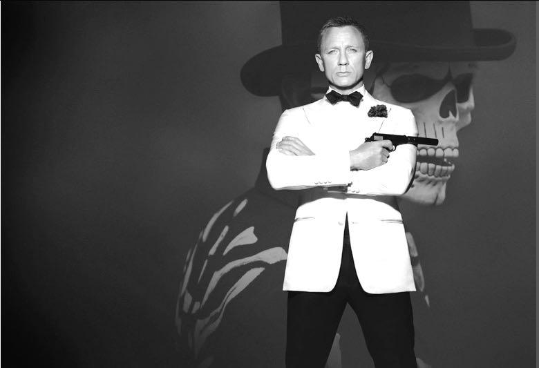 James Bond Back in Action
