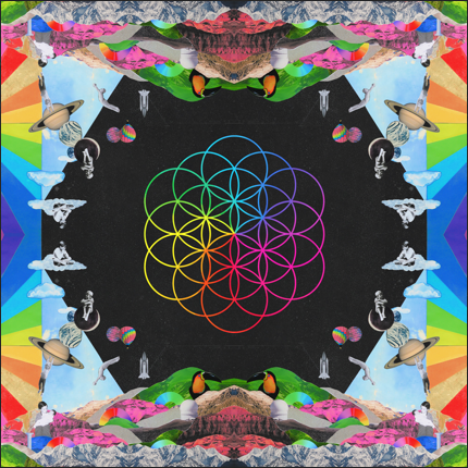 Coldplay Creating a Head full of Dreams