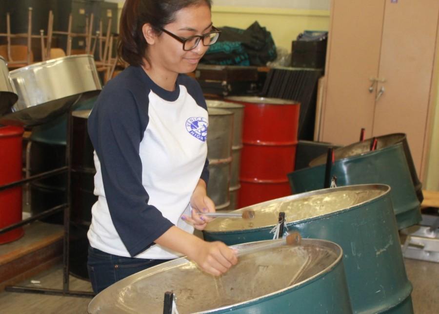Steel Drums Class