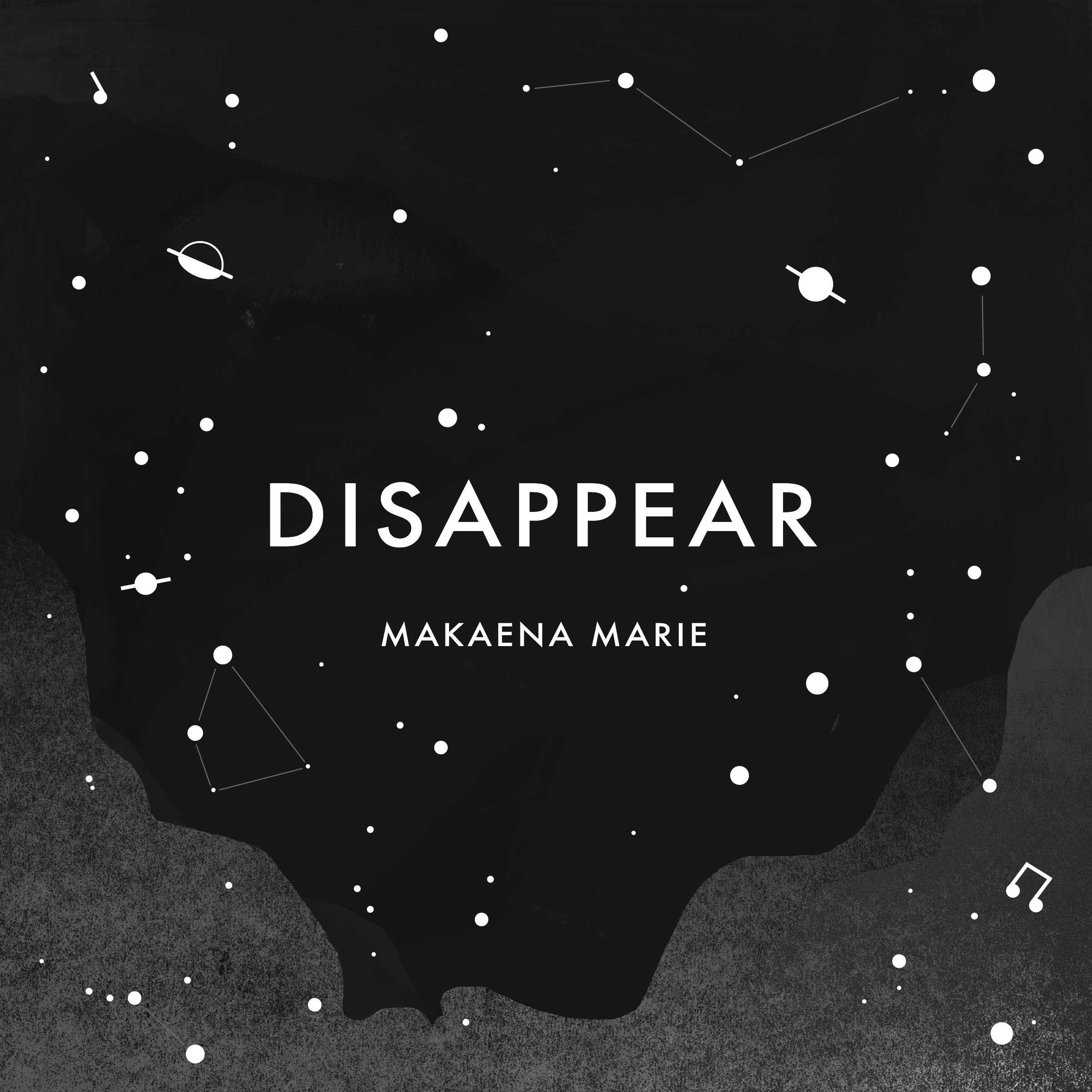 Disappear's album cover