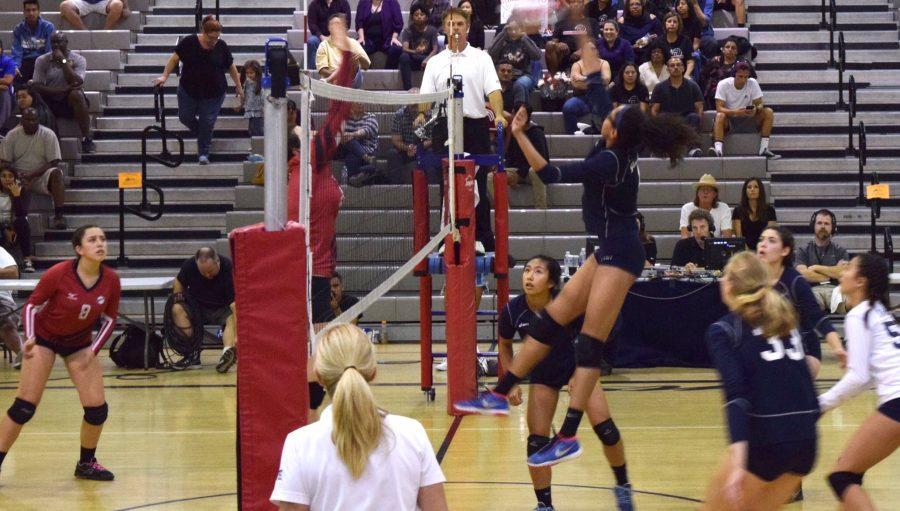 Girls+Volleyball+Playoffs+a+Success