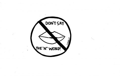Don't Use the N-Word
