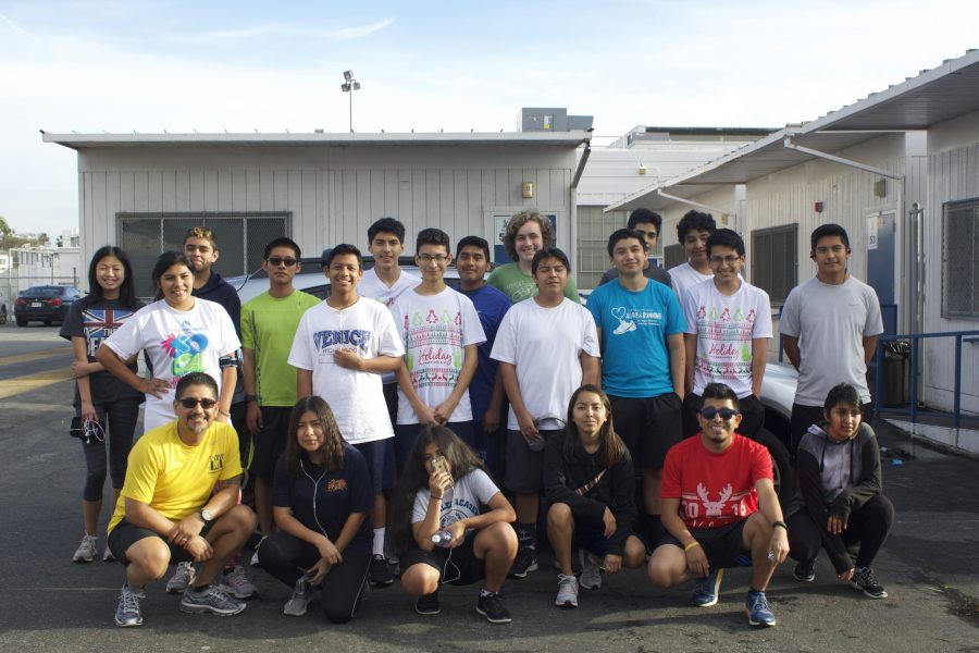 Students+Run+Los+Angeles+Preparing+for+the+L.A.+Marathon