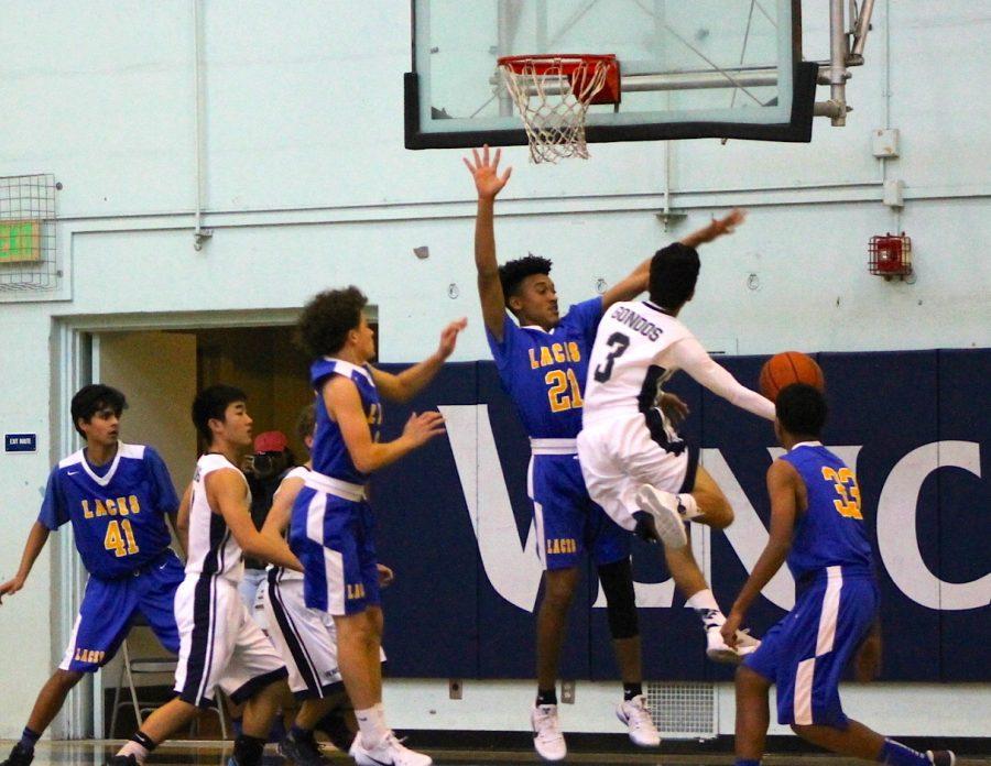 Boys Basketball Ends a Long Season