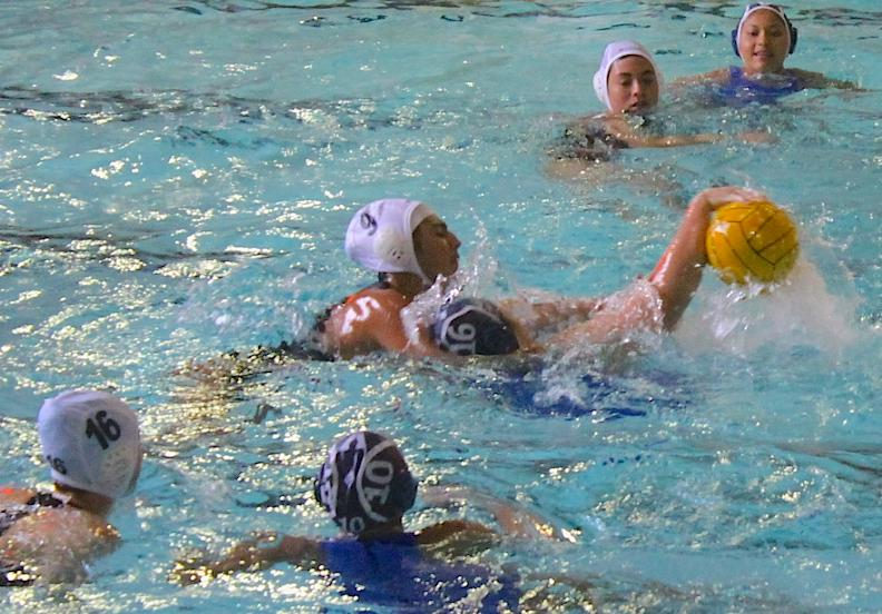 Girls+Water+Polo+Team+Opens+Season+with+a+Bang