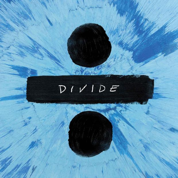Ed+Sheeran+Tops+the+Charts+Again