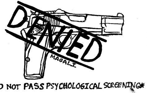 Editorial: Gun Control