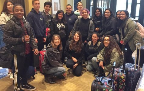 Oarsman Staff Travels to Seattle for Journalism Convention