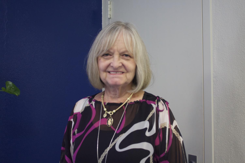 Mrs. Fonna Bishop wil be Venice High's interim principal after Mr Robert Marks leaves.