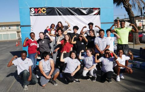 Venice High Works to Crush Cancer