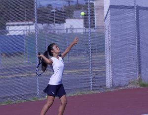 Girls' Tennis To Host Hamilton In First Match In Almost Two Years