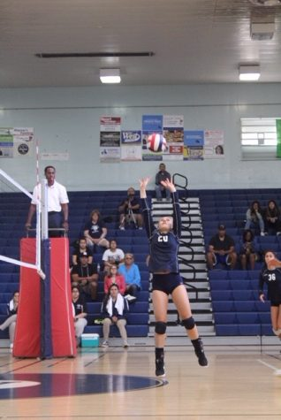 Girls Volleyball Team Heads to Playoffs