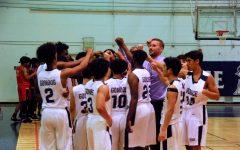 Boys Varsity Basketball off to a Rough Start