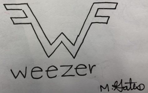 Weezer Amoeba