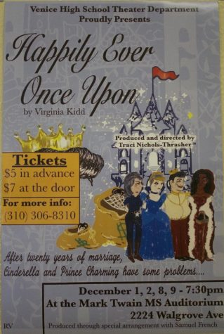 """Happily Ever Once Upon"" to Open Soon"