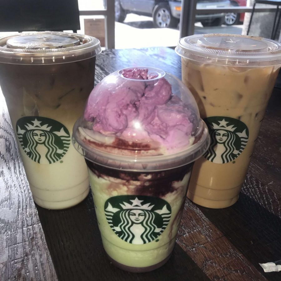 Three+Fall+Starbucks+Drinks