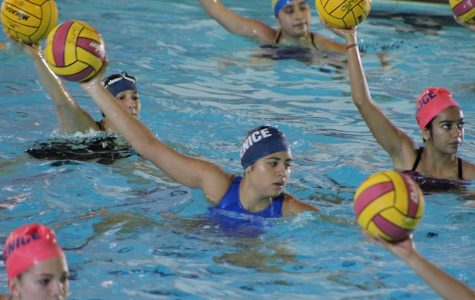 Girls Water Polo Update