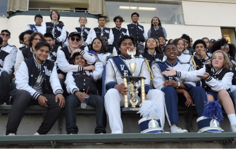 Marching Band Takes First Place!