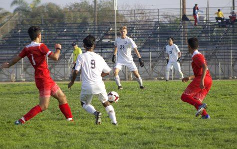 Boys Soccer Season Commences