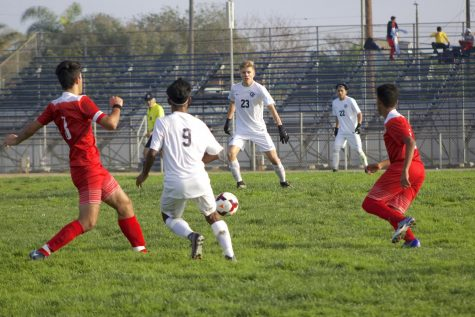 Boys Soccer Season Commences