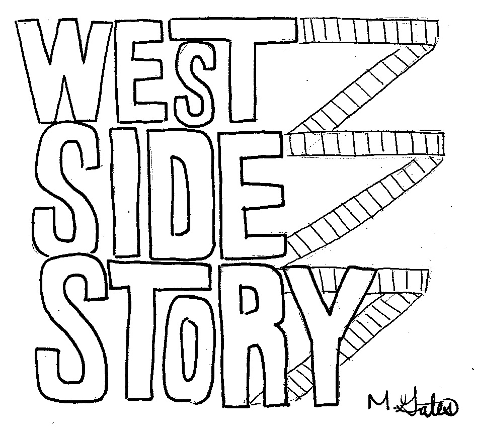 West Side Story Spring Musical at Venice High school