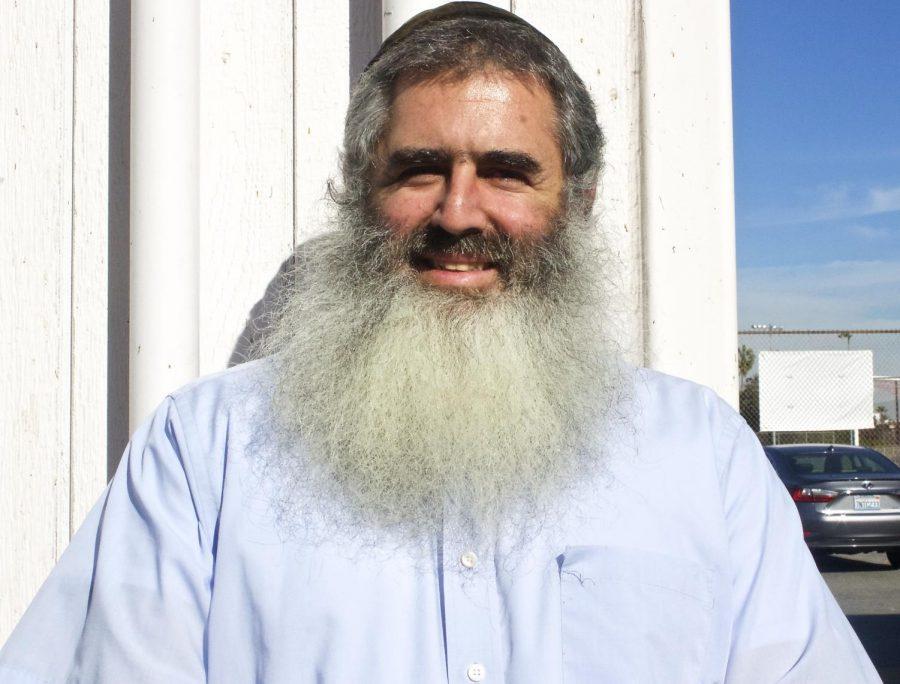 AP Government teacher, Mr. Russell Stern.
