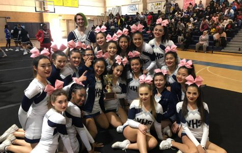 Cheer Takes Second in CIF Playoffs