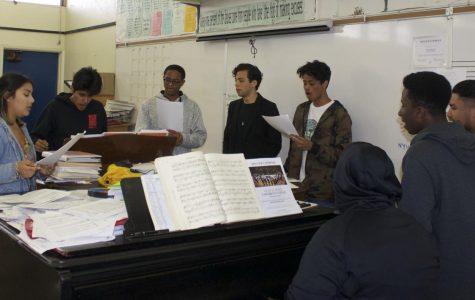 Choir prepares for Walt Disney Concert Hall