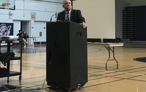 Venice High School's New Principal