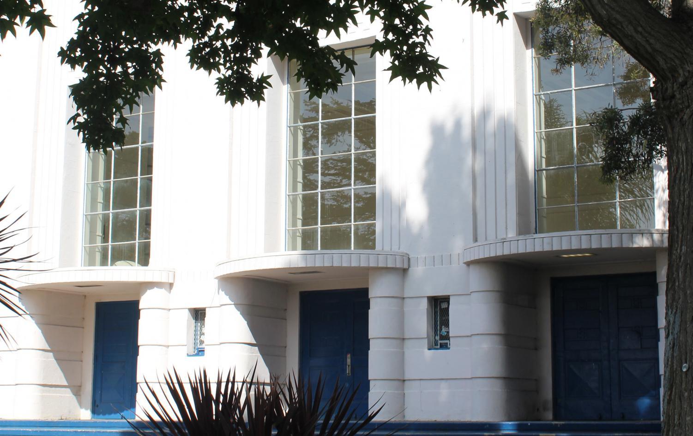 Venice High's Auditorium is a historic location.