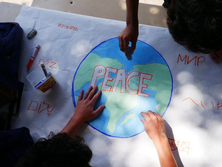 Peace Day at Venice High