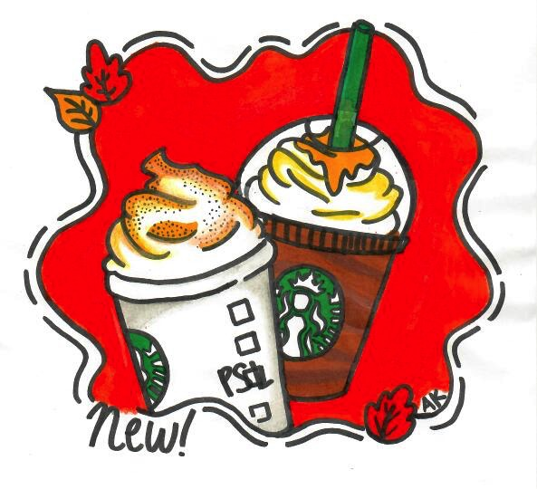 New Seasonal Starbucks Drinks