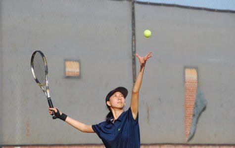 Girl's Tennis Season Begins, Facing Several Setbacks