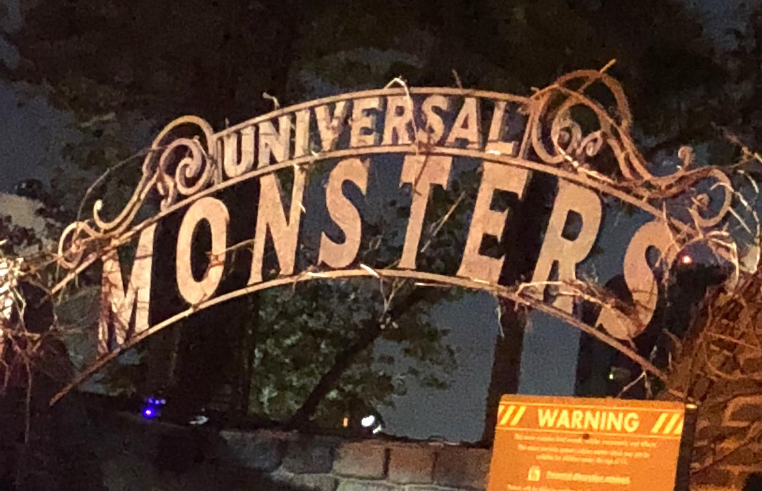 Halloween Horror Nights at Universal Studios is a mediocre fright at best.