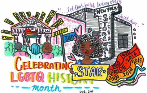 Celebrating LGBTQ History Month