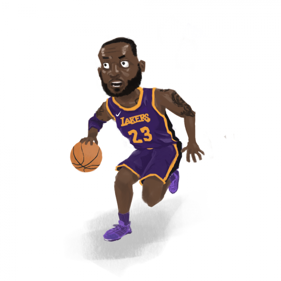 LA Lakers to Sign LeBron James