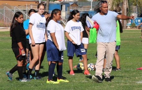 What a Chaka! Venice has a new Soccer Coach